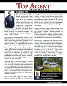 Top Agent Mag Article