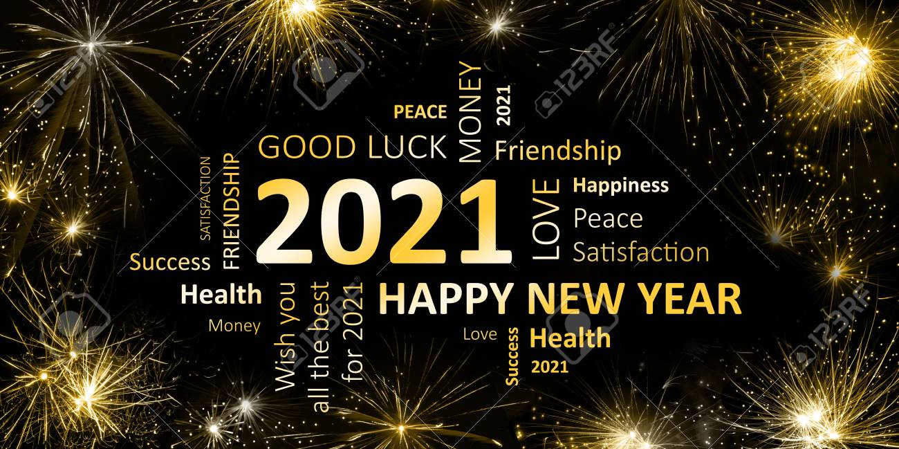 terence tait happy new year